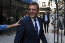 Los gobernadores del PJ ya miran 2019 junto a Sergio Massa, quien le pidió a Macri que los convoque