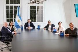 El presidente anunció la creación de un test de diagnóstico rápido hecho por científicos argentinos