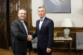 La transición está en marcha, foto incluida en Casa Rosada entre Mauricio Macri y Alberto Fernández