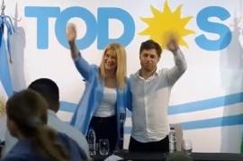 """Axel Kicillof, en La Plata: """"En la semana empezaremos la transición con la gobernadora Vidal"""""""