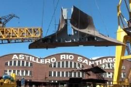 Los despidos en Astillero Río Santiago pueden costarles varios millones de pesos a los bonaerenses